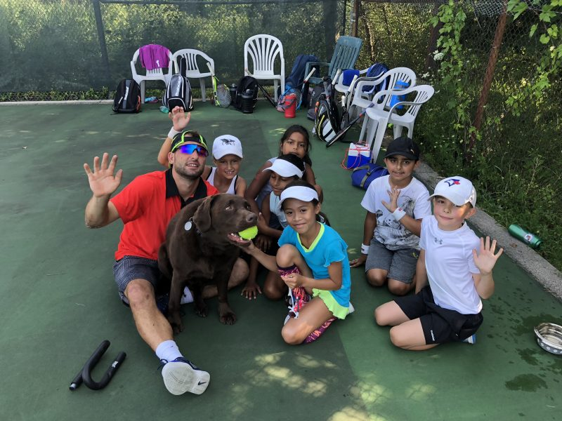 Burlington Tennis Lessons
